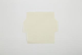 封筒 楮 白