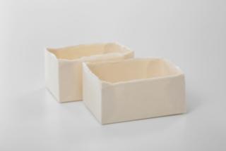 紙箱 楮 白