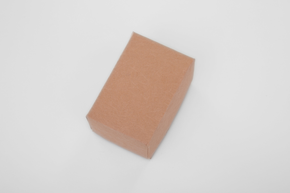 紙箱 楮 べんがら染