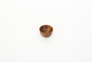 NODATE bowl 70 透き漆