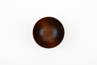NODATE bowl 120 透き漆