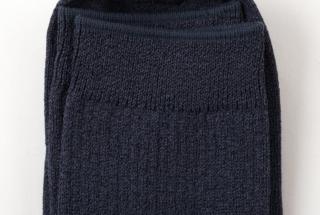 レディスリブ靴下