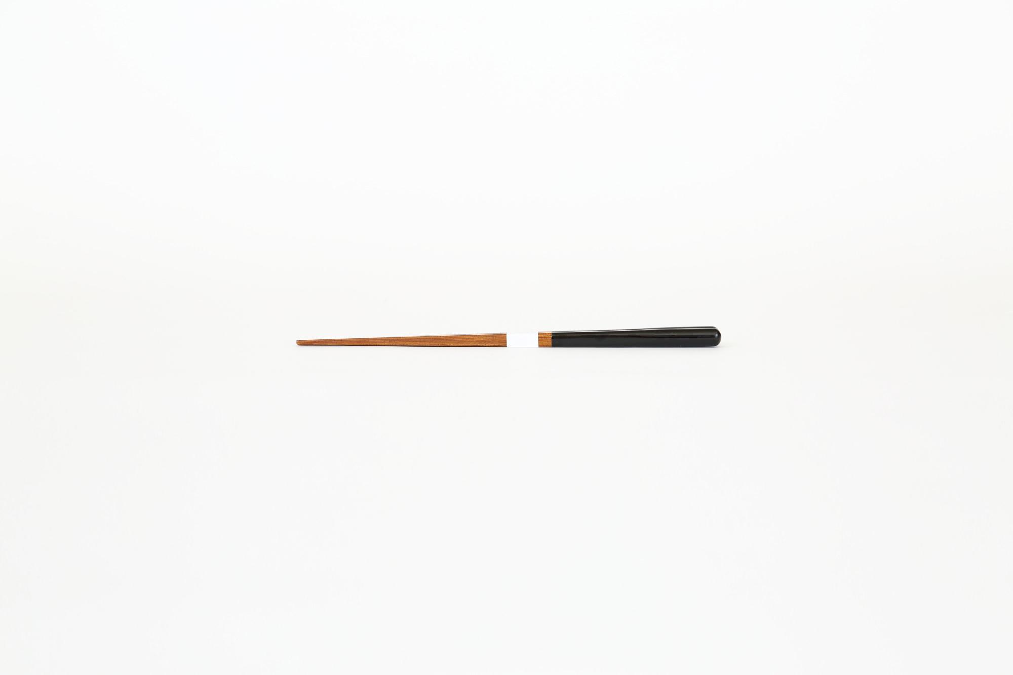 うるしがんこ箸 23cm