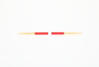 白竹三角両研取箸