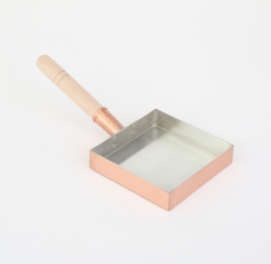純銅 玉子焼 15cm