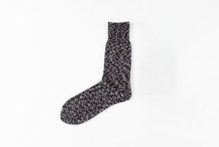 久留米絣のための靴下  くくり糸 size1(22-24cm)