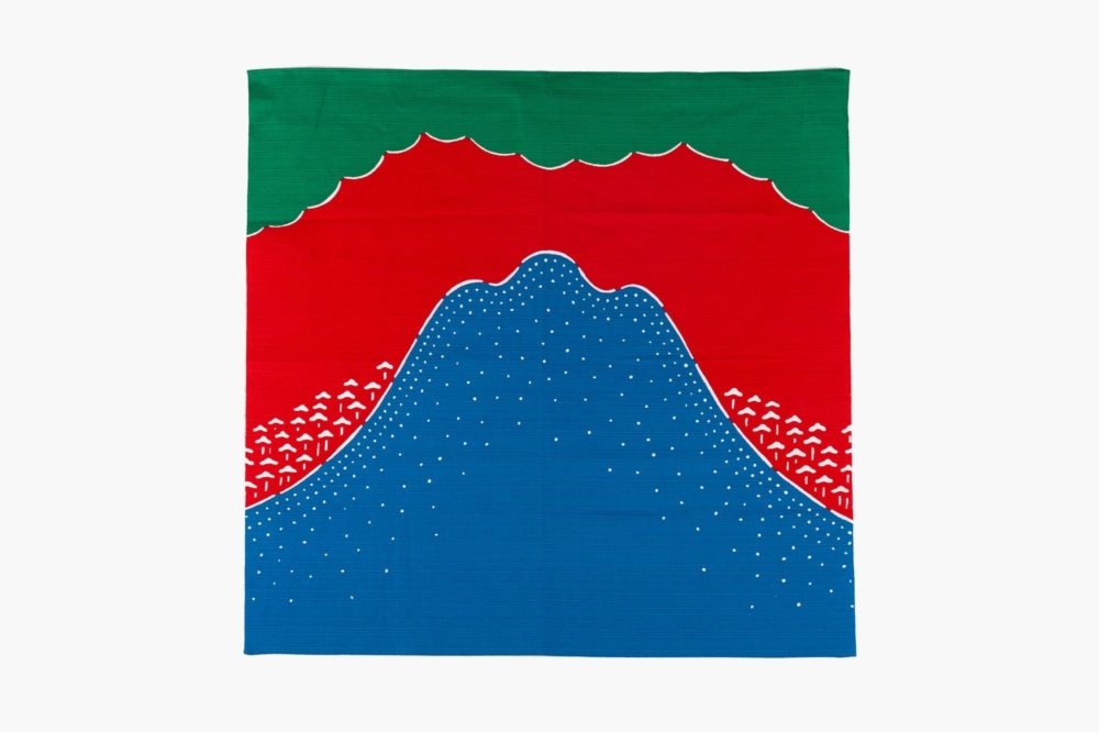 YAMAP × うなぎの寝床 ヤマフロシキ あなたの山