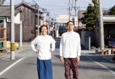 【UNA PRODUCTS】 think futu シャツ / 東播染工 × 唐津シャツ工房 × うなぎの寝床