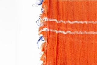 BIG cotton100% roots shawl 7