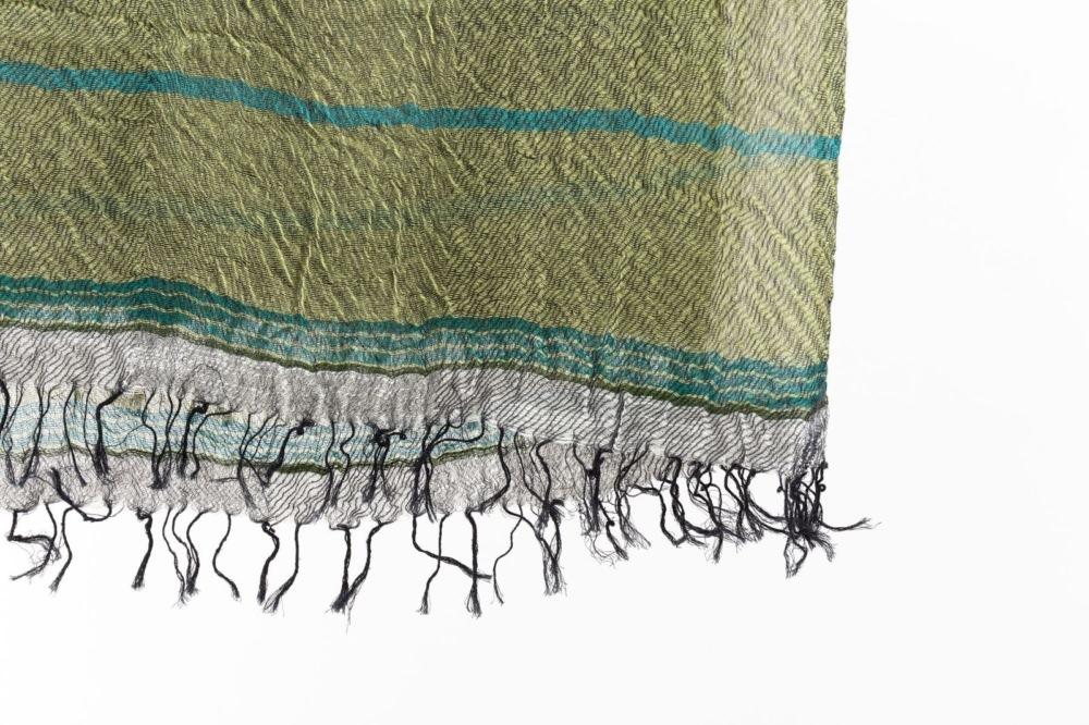 BIG cotton100% roots shawl 2