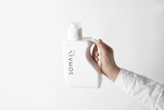 木村石鹸 SOMALI 衣類のリンス剤 1.2L