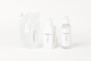 木村石鹸 SOMALI 衣類のリンス剤 1L 詰め替え