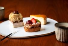 【コラム】デザートと上野焼