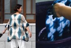 【店頭特集】宝島染工のしごと 染色の多様な表現 (4/29〜5/9)