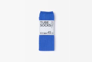 TUBE SOCKS 天竺 45cm