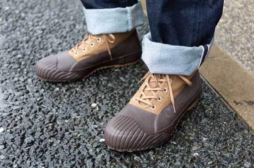 国産ゴム靴メーカー 『ムーンスター』