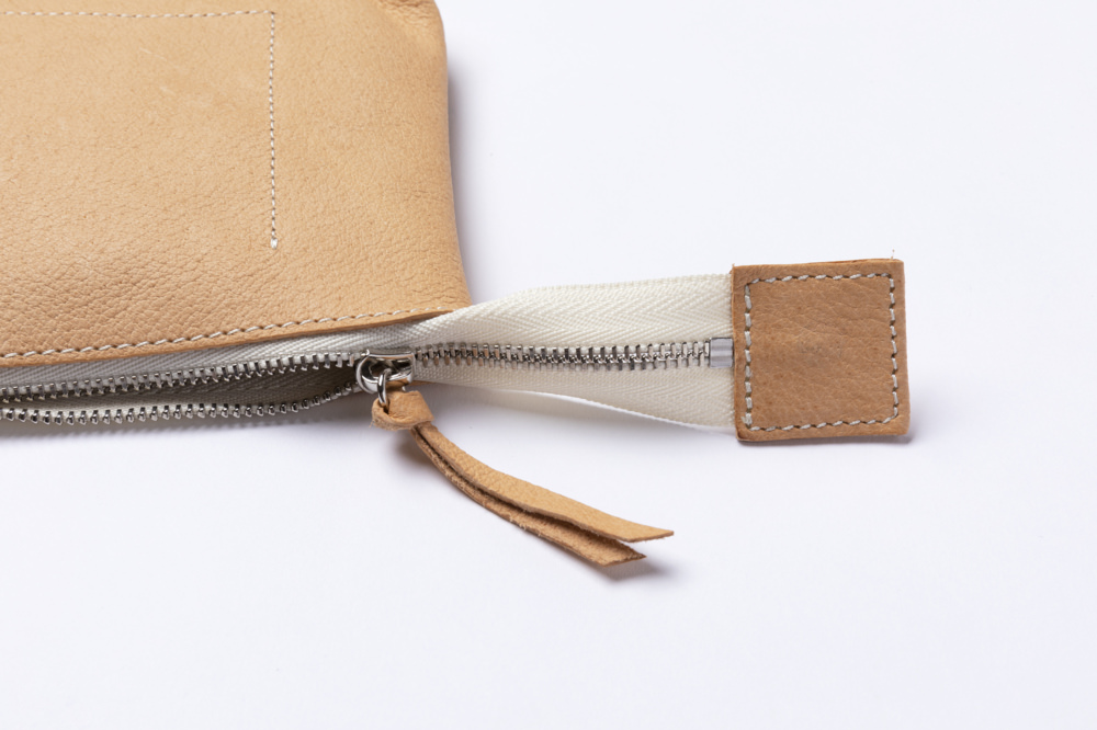 Long Zip Pouch